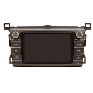 Штатное головное устройство Touch 2 для Toyota RAV4