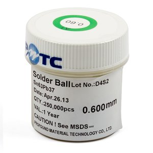 BGA Balls ACHI (0.6 mm)