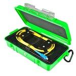 Bobina de compensación con cable para reflectómetro (OTDR) ORIENTEK FL-OTDR-BOX-MM10