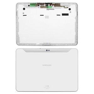 Carcasa para tablet PC Samsung P7510 Galaxy Tab, blanco, (versión Wi-Fi)