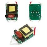 Driver (circuito) con atenuador para lámparas LED 3 W 85V-265V 50/60 Hz con aislamiento galvánico