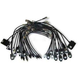 Juego adicional de cables para Multi-box (30 uds)