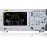 Аналізатор спектру RIGOL DSA815-TG зі слідкуючим генератором