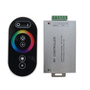 Контроллер c тачпультом HTL-020 (RGB, 5050, 3528, 216 Вт)