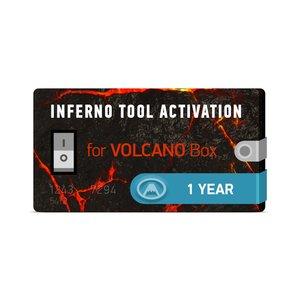 1-годовая активация Inferno для Volcano Box