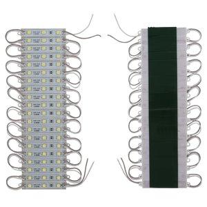 Светодиодный модуль-лента SMD 5050, 20 шт. по 3 светодиода (белый, самоклеющийся, 1200 лм, 12 В, IP65)