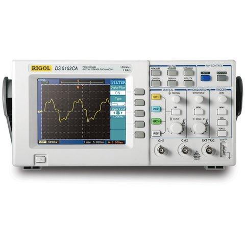 Цифровий осцилограф RIGOL DS5152C