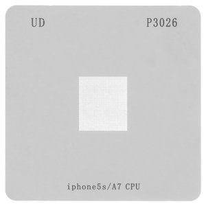 BGA-трафарет A7 CPU для мобильного телефона Apple iPhone 5S
