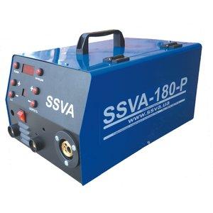 Сварочный инвертор SSVA 180-PT с горелкой и осциллятором