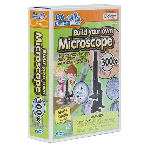 STEM-набір ArTeC Мікроскоп