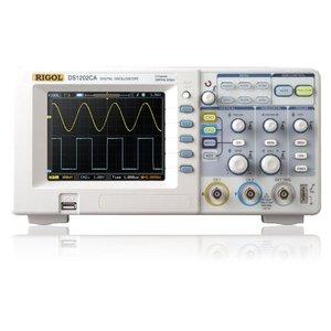 Цифровой осциллограф RIGOL DS1202CA