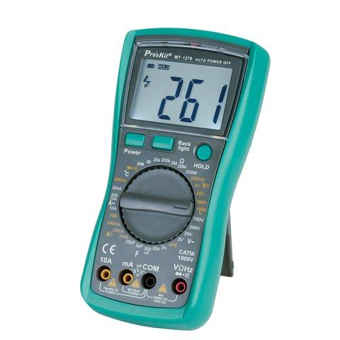 Digital Multimeter Pro'sKit MT 1270