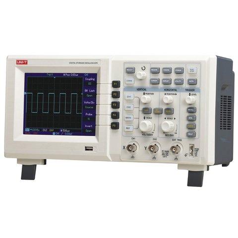 Digital Oscilloscope UNI T UTD2102CE